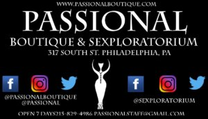 Passional Boutique and Sexploratorium