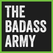 The Badass Army Logo